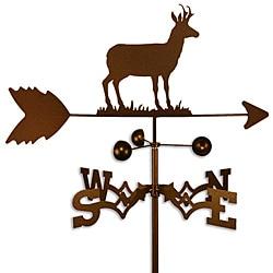 Handmade Antelope Weathervane