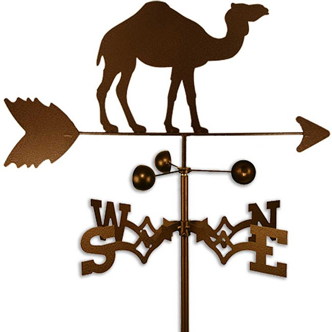 Handmade Camel Weathervane