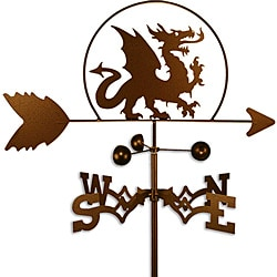 Handmade Dragon Weathervane