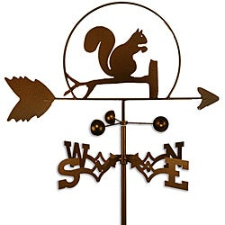 Handmade Squirrel Weathervane
