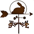 Handmade Easter Bunny Rabbit Weathervane