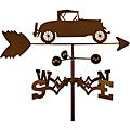 Handmade Ford Model A Car Weathervane