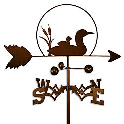 Handmade Loon Bird Weathervane