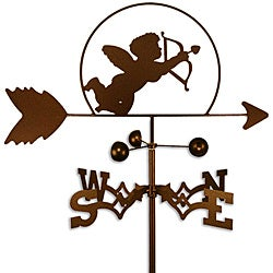 Handmade Cupid Weathervane