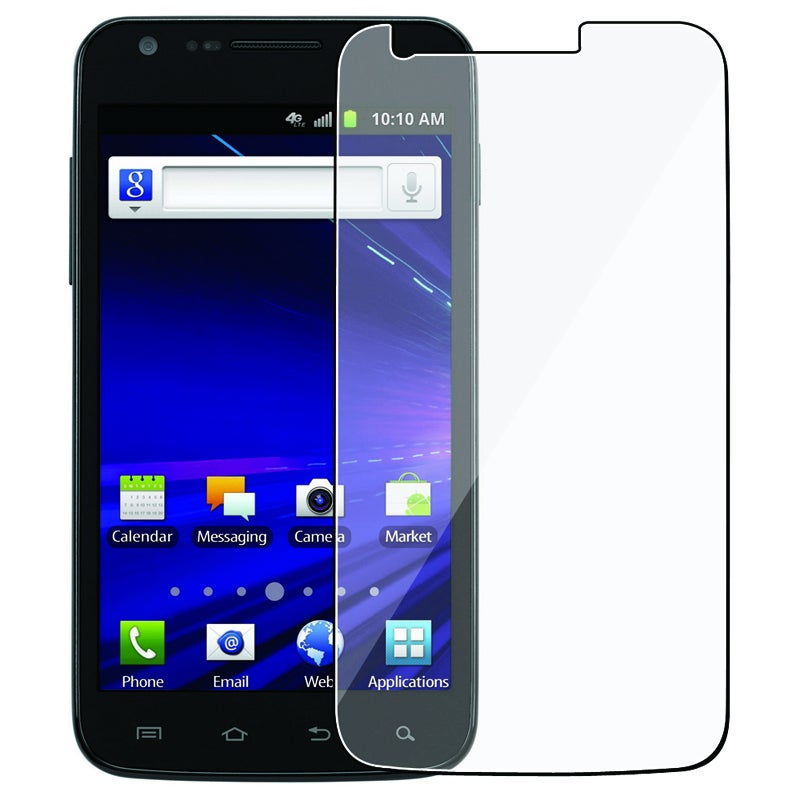BasAcc Screen Protector for Samsung Galaxy S2 Skyrocket at Sears.com