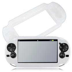 Clear Silicone Skin Case for Sony PlayStation Vita