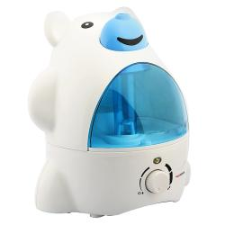 E-Ware Polar Bear 2-Liter Ultrasonic Humidifier