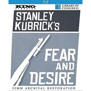 Stanley Kubrick's Fear & Desire (Blu-ray Disc)