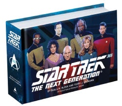 Star Trek the Next Generation 365 (Hardcover)