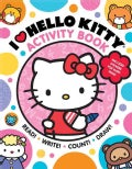 I Heart Hello Kitty Activity Book: Read, Write, Count, and Draw With Hello Kitty and Friends! (Paperback)