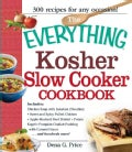 The Everything Kosher Slow Cooker Cookbook (Paperback)