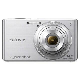 Sony Cyber-shot DSC-W610 14.1 Megapixel Compact Camera - Silver