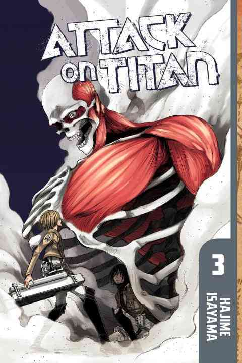 Attack on Titan 3 (Paperback)