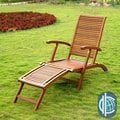 International Caravan Royal Tahiti Riviera Steamer 5-position Chaise Lounge