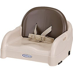 Graco Toddler Booster Chair in Brown