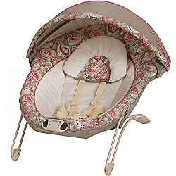 Graco Simple Snuggles Bouncer in Jacqueline