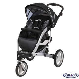 Graco Trekko 3-wheel Stroller in Metropolis