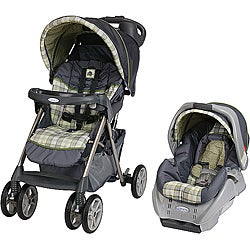 Graco Alano Travel System in Roman