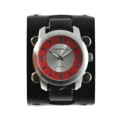 Nemesis Men's Two-tone Red and Black Watch