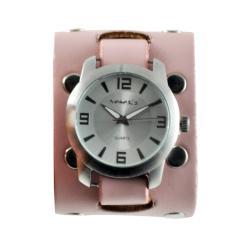 Nemesis Men's Two-tone Silver Watch