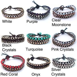 Beads Chic Medley Three Strand Bracelet (Thailand)