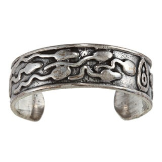 Sterling Silver Fertility Toe Ring
