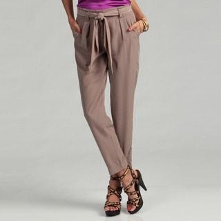 Jessica Simpson Junior's 'Carlisle' Paperbag Waist Pants