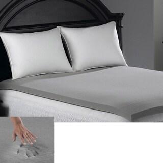 Beautyrest Charcoal Odor Control 2-inch Memory Foam Topper