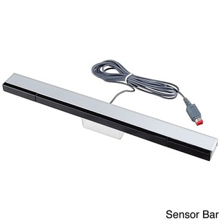 Wii - Black Wired Sensor Bar