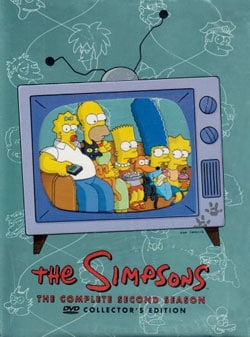 The Simpsons: The Complete Second Season (DVD)