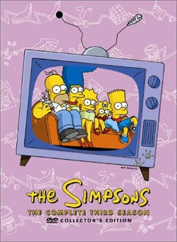 The Simpsons: The Complete Third Season (DVD)
