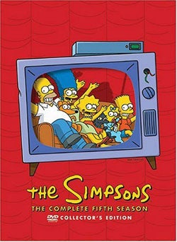 The Simpsons: The Complete Fifth Season (DVD)