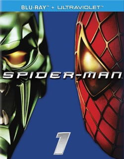 Spider-Man (2002) (Blu-ray Disc)