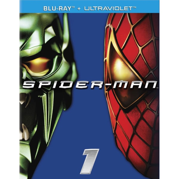 Spider-Man (2002) (Blu-ray Disc) 8913385