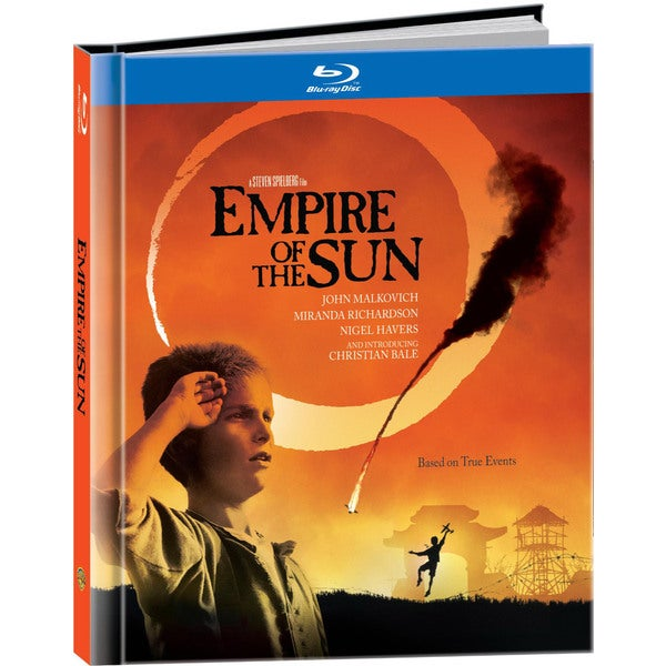 Empire of the Sun DigiBook (Blu-ray Disc) 8913395