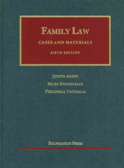 Family Law: Cases and Materials (Paperback)