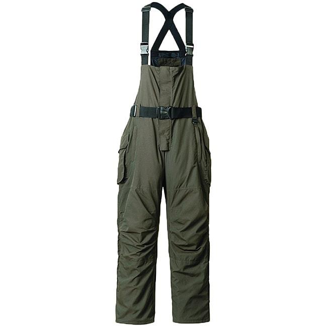 Mossi Men's Black RX-3 Bib Rainwear