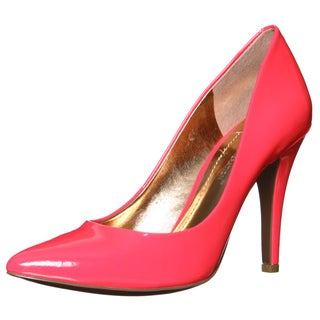 BCBGeneration Women's 'Cielo' Neon Pink Pumps