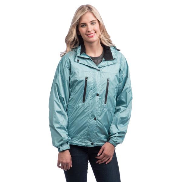 Mossi Women's Aqua RX Series Rain Jacket thumbnail