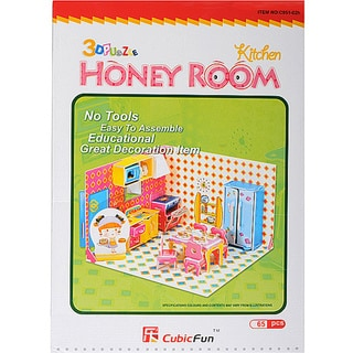 Kitchen 3D Puzzle