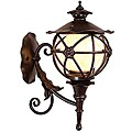 Matador 16-inch Outdoor Wall-mounted Sconce