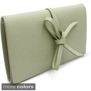 Morelle Audrey Leather Jewelry Envelope