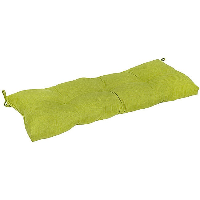 51-inch Outdoor Kiwi Bench Cushion