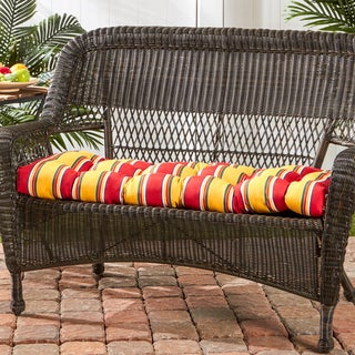 44-inch Outdoor Carnival Swing/ Bench Cushion