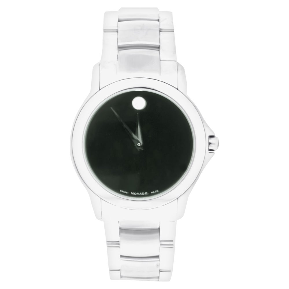 Movado Men's Military 0605869 Quartz Watch