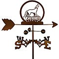 University of South Dakota USD Coyotes Weathervane