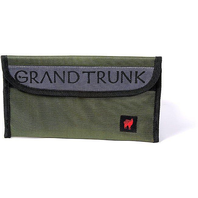"""Grand Trunk 5"""" x 9"""" Travel Field Pouch"""