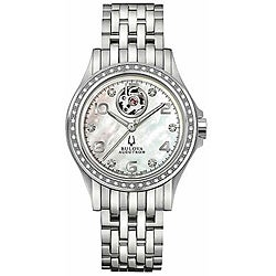 Bulova Accutron Women's Kirkwood Diamond Watch