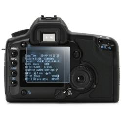 BasAcc Canon EOS 5D Mark II 2 LCD Screen Protector