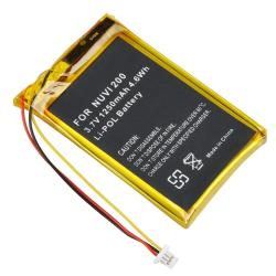 BasAcc Compatible Li-ion Battery for Garmin Nuvi